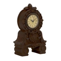 Benzara Unique Styled Superb Ceramic Table Clock