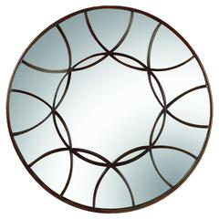 Benzara Metal Framed Mirror Of Quality Alloy