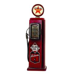 Wood Gas Pump Cd Holder An Attractive Utility Decor