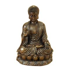 Polystone Buddha Coordinating To Present Decoration