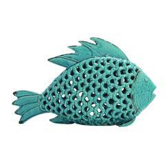 Enticing Polished Songhua Ceramic Fish