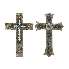 Delightful 2 Assorted Cross