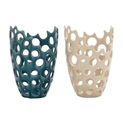 Distinctive Ceramic Vase 2 Assorted