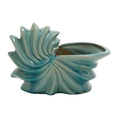 Beautiful Ceramic Seashell Planter