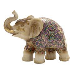 Benzara Creatively Designed Elephant Figurine