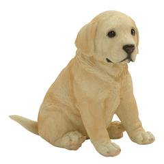 Elegantly Crafted Piece Of Dog Figurine