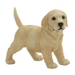 Benzara Wonderfully Designed Dog Figurine