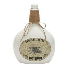 Benzara Fabulously Designed Ceramic Stopper Bottle