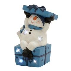 Adorable And Durable Led Snowman
