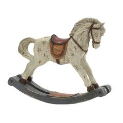 Superbly Designed Rocking Horse Figurine
