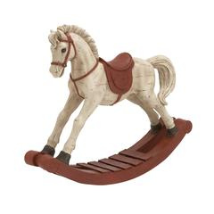 Tremendously Attractive Rocking Horse Figurine