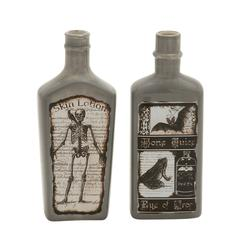 Arty Ceramic Bottle 2 Assorted