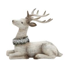 Benzara Captivating & Unique Reindeer Figurine