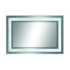 Chishui Stylish And Elegant Square Wall Mirror