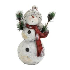 Eye-Catching Snowman Décor