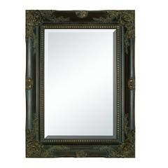 Wood Bevel Mirror Looking Mirror To Feel Great