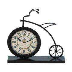 Benzara The High Wheel Bicycle Designed Desk Clock
