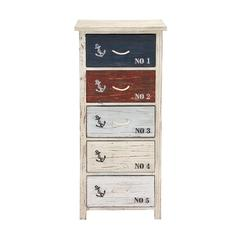 Benzara The Cool Wood Nautical Chest