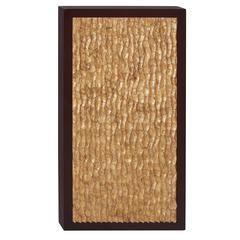 Benzara Alluring Wood Framed Wall Art