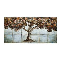 Shù (Tree) Canvas Art
