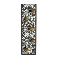 Wonderfully Designed Metal Wall Plaque