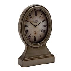 Elegant Wood Table Clock