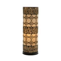 Classy Metal Paper Table Lamp