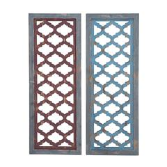 Fancy Styled Wood Wall Panel 2 Assorted