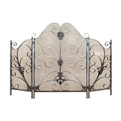 Metal Fire Screen For Fire Protection