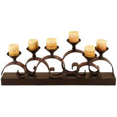 Metal Candle Holder A Distinguished Christmas Gift