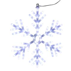 "25"" Hanging Snowflake Decor"