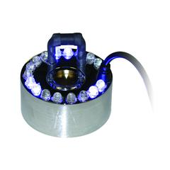 Benzara 1 Jet Fogger With 12 Led Lights W/Transformermer