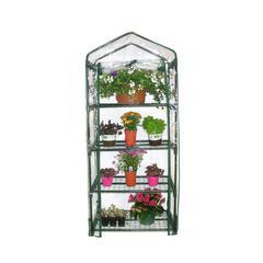 Benzara 4 Tiered Mini Greenhousese