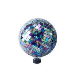 Benzara Mosaic Gazing Globe