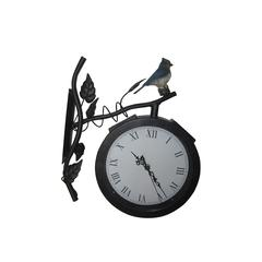 Benzara Solar Clock Light