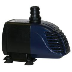 Hybrid Powered 280Gph Garden Pump W/ Solar Panel And Hybrid
