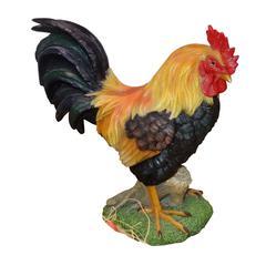 """Benzara 10"""" Rooster Statue"""