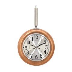 Metal Copper Wall Clock, Large