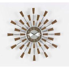 Ravishing Metal Wall Clock