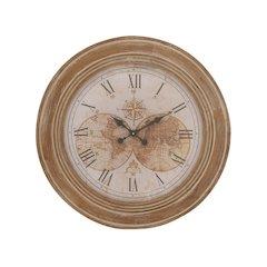 Vintage Style Wood Wall Clock
