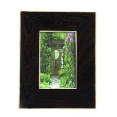 Classy Wood Picture Frame, Brown