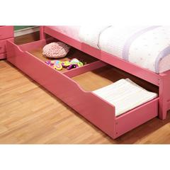 Prismo Transitional Trundle, Pink