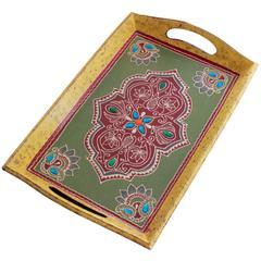 Handmade Wooden decorative Tray