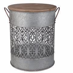 Beautifully Classic Zinc Bucket