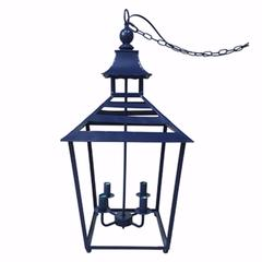 Lantern Styled Chateau Chandelier
