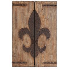 Ancient Time Natural Wood Panels, Brown