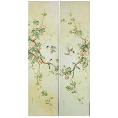 Wooden Wall Art, Muticolor, Set  of 2