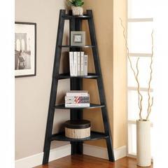 Ladder Shelf, Black