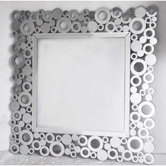 Benzara Simply Supreme Modern Mirror Design