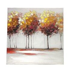 Mesmerizing Canvas Oil Painting - Benzara